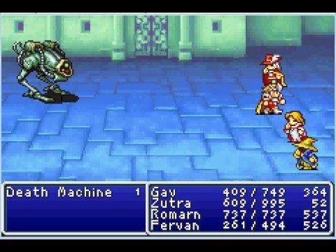 Final Fantasy et les superboss : entre mystère et démesure