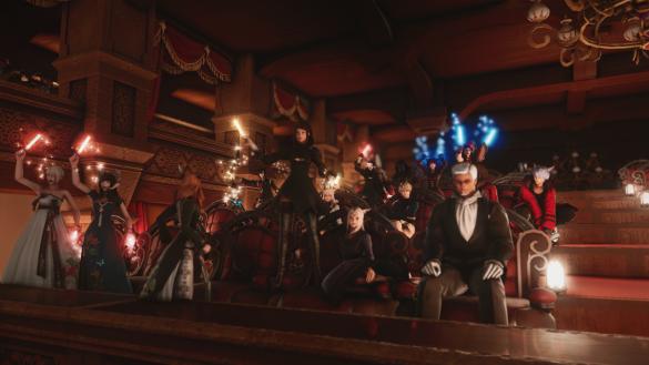 Le roleplay sur Final Fantasy XIV