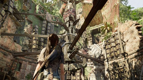 Une bonne lecture de l'environnement en 3D est primordiale dans les jeux d'aventure