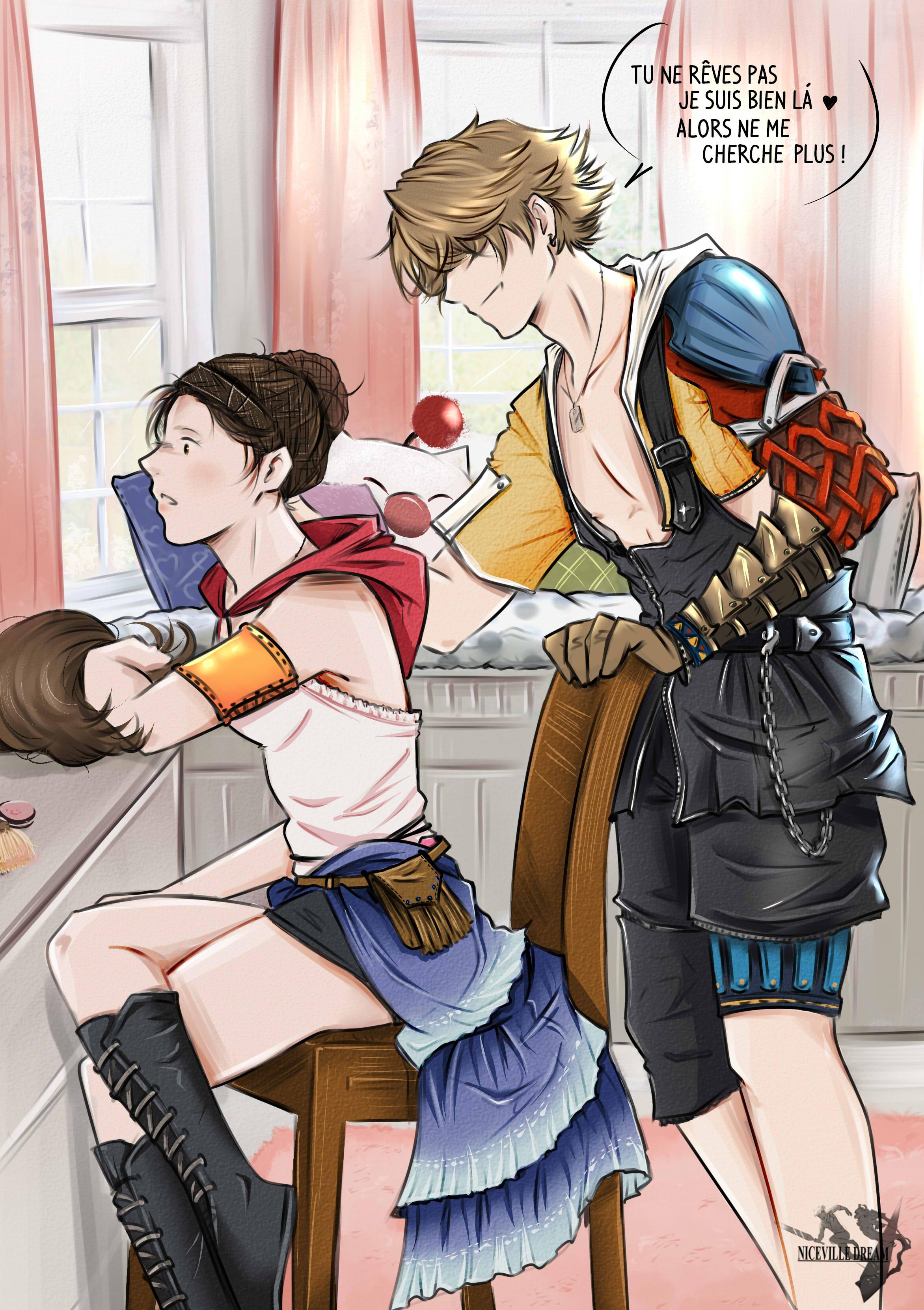 Niceville Dream : Les 18 ans de Final Fantasy X-2