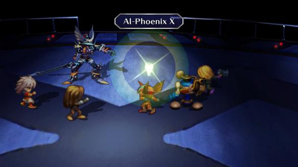 Alkaiser vient d'apprendre une nouvelle attaque !