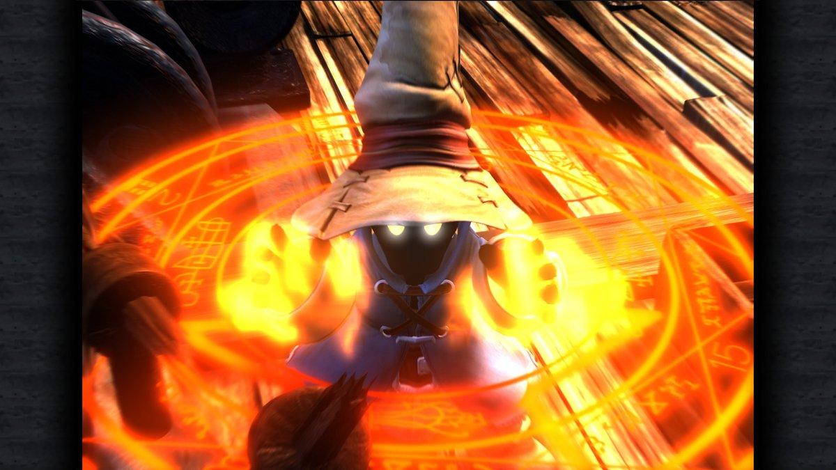 Final Fantasy et la magie : La couleur des sortilèges