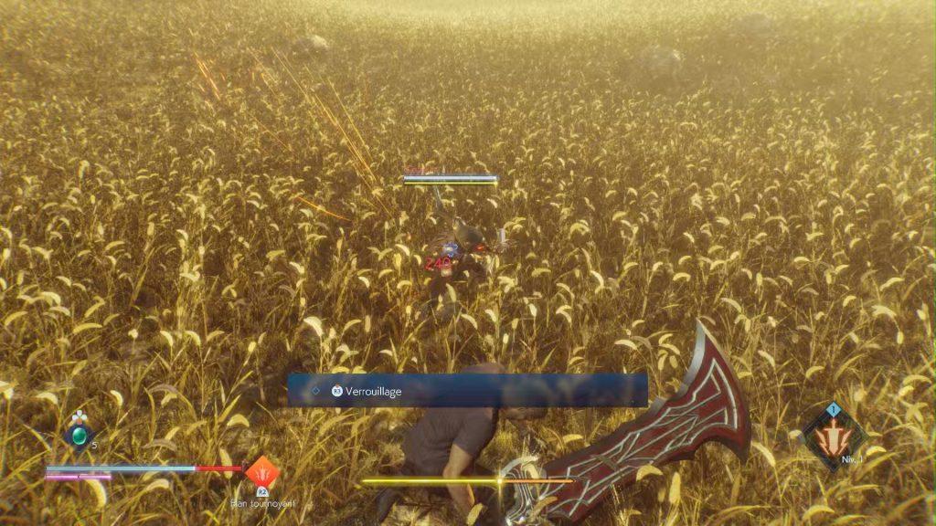 Impressions: démo de Stranger of Paradise Final Fantasy Origin