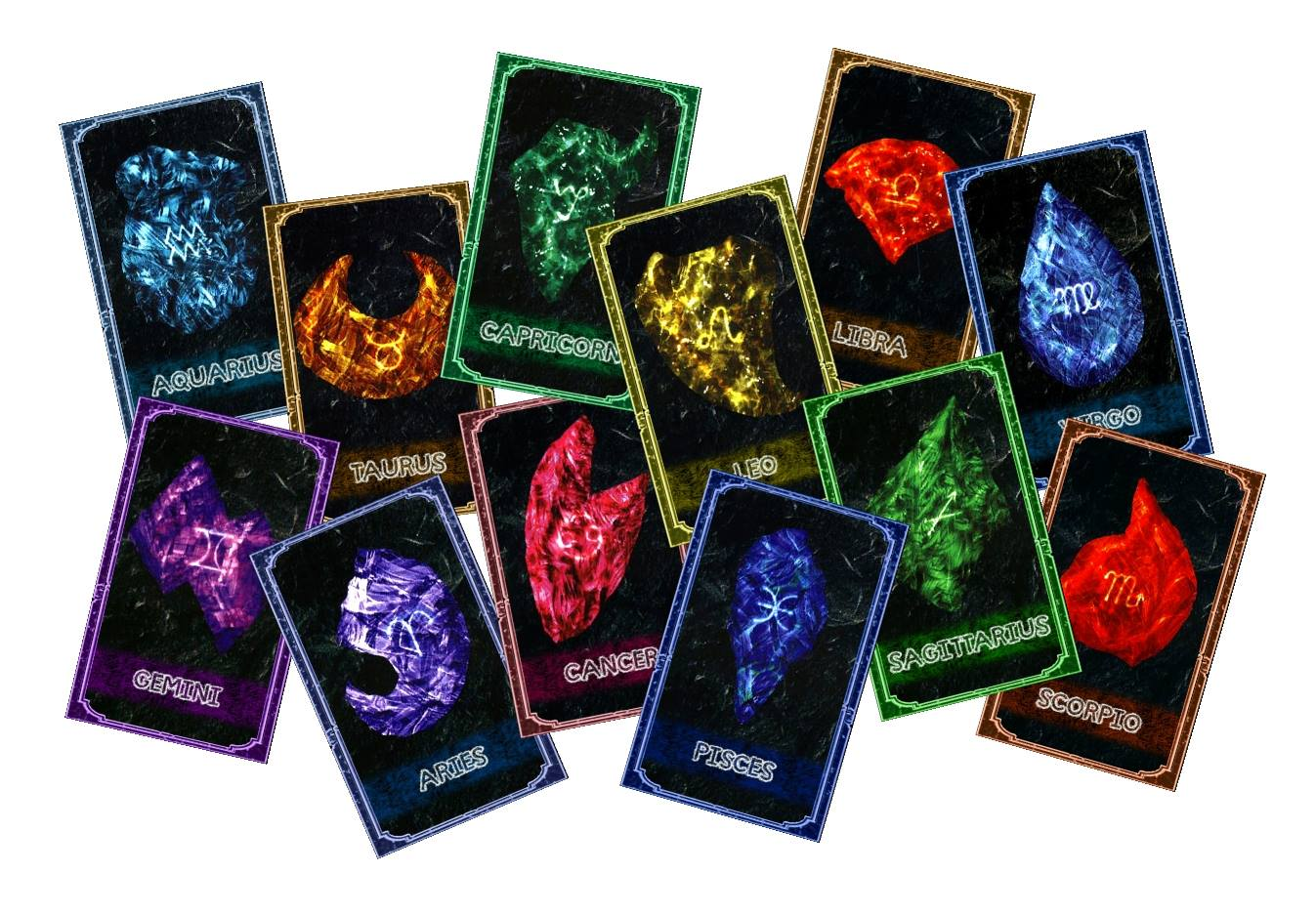 The Crystal Card Game, le TCG d'un fan de FF