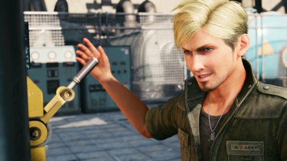 Test : Final Fantasy VII Remake Episode INTERmission