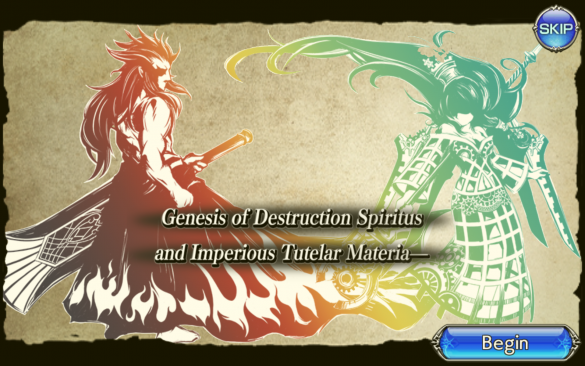 Dissidia Final Fantasy Opera Omnia : fan-service et tactique