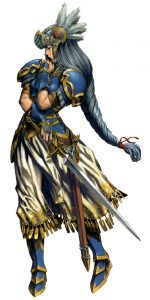 Valkyrie Profile : Lenneth, divine idylle
